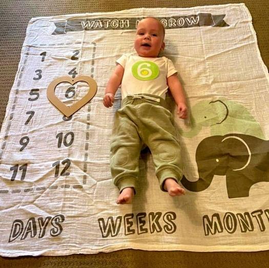 Patrick 6 months
