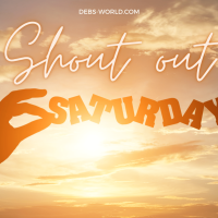 Shout Out Saturday#8 - who deserves a shout out??