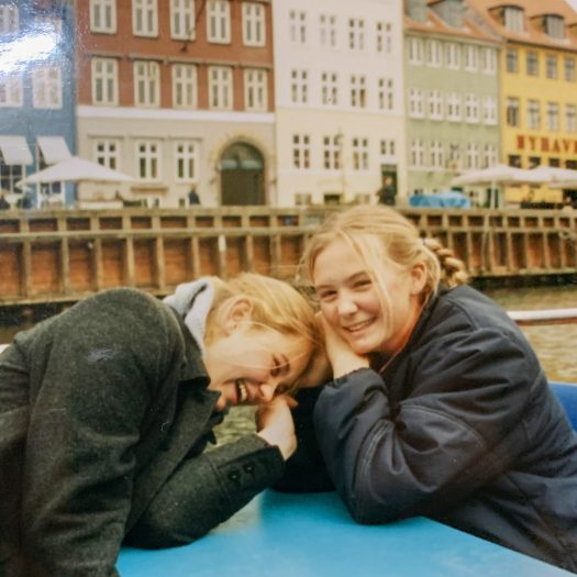 girls in Copenhagen