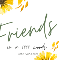 Wordy Wednesday - Blogging Friends