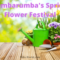 On the Spring Flower Festival Trail in Tumbarumba