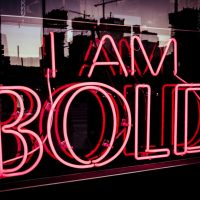 How becoming #BOLD is starting to agree with me - reflections on February