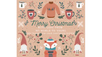 Christmas 2020 - with love from my world to yours
