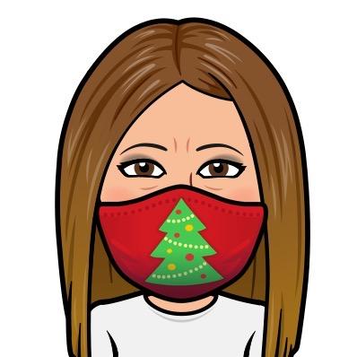 Christmas 2020 mask