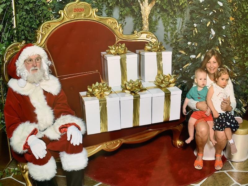 Santa photo 2020