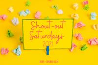 2021 Blog header Shout out Saturday