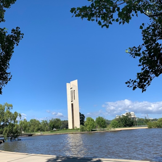Carillon in Canberra