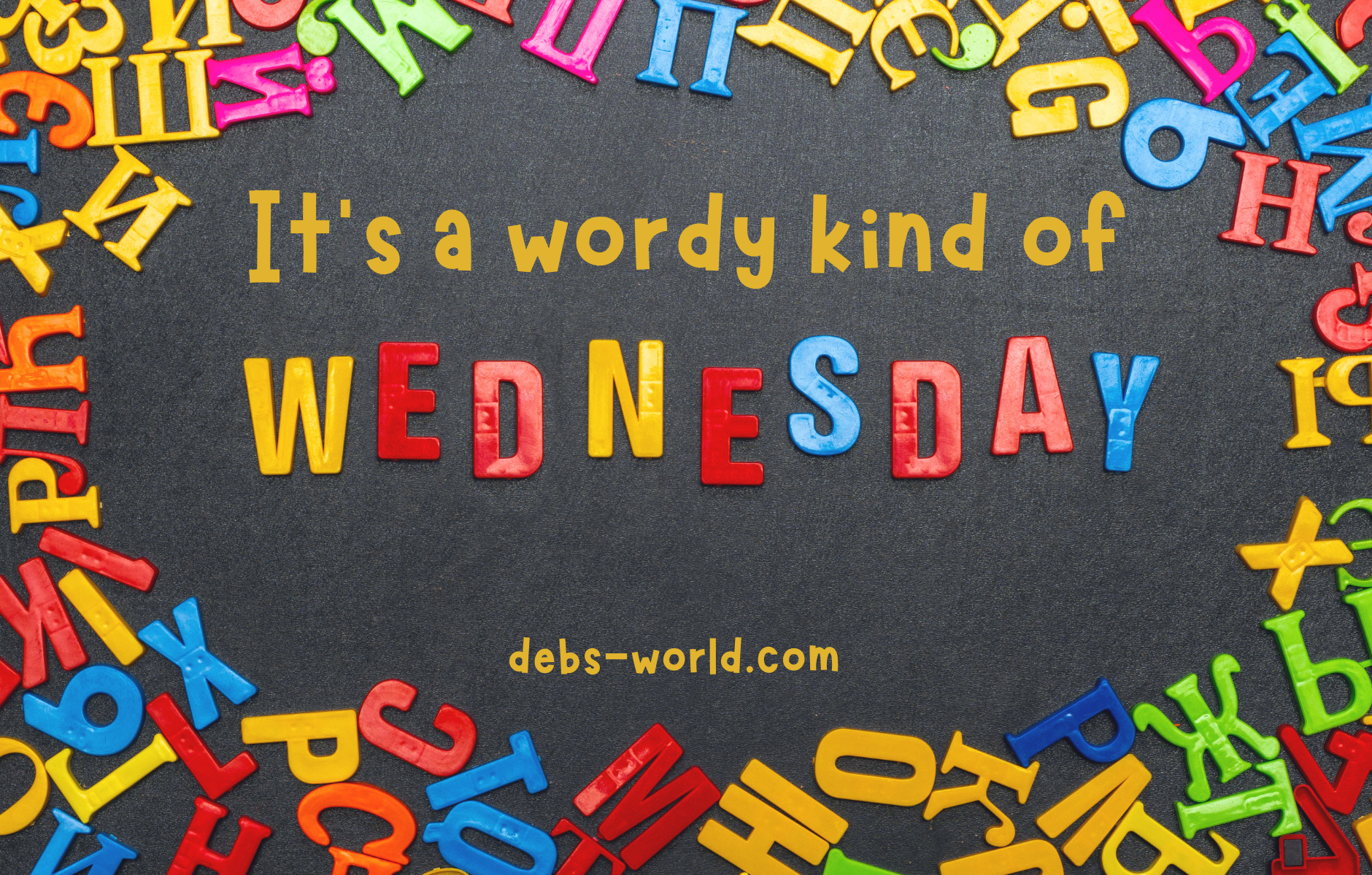 Wordy Wednesday 2021