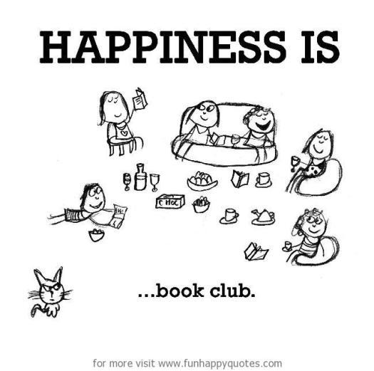 book club fun