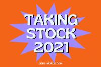 Taking Stock 2021 blog header