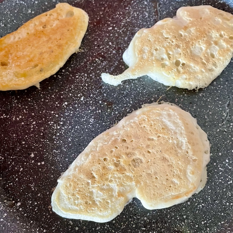 Yorkshire pikelets