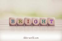 bright square header