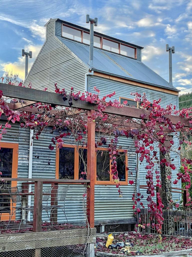 Lupo's Kiln Cafe and accommodation