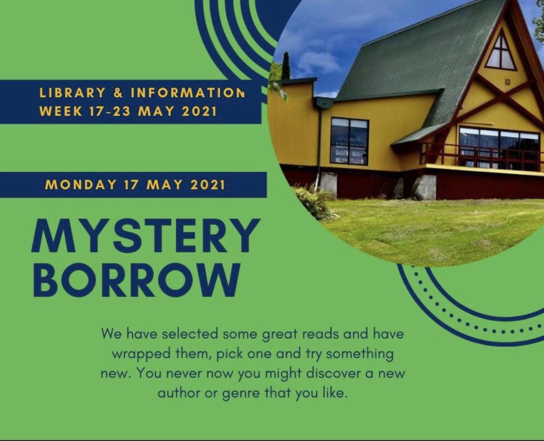 mystery borrow
