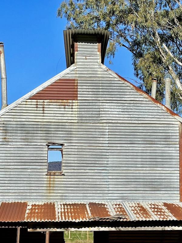Original Kiln house