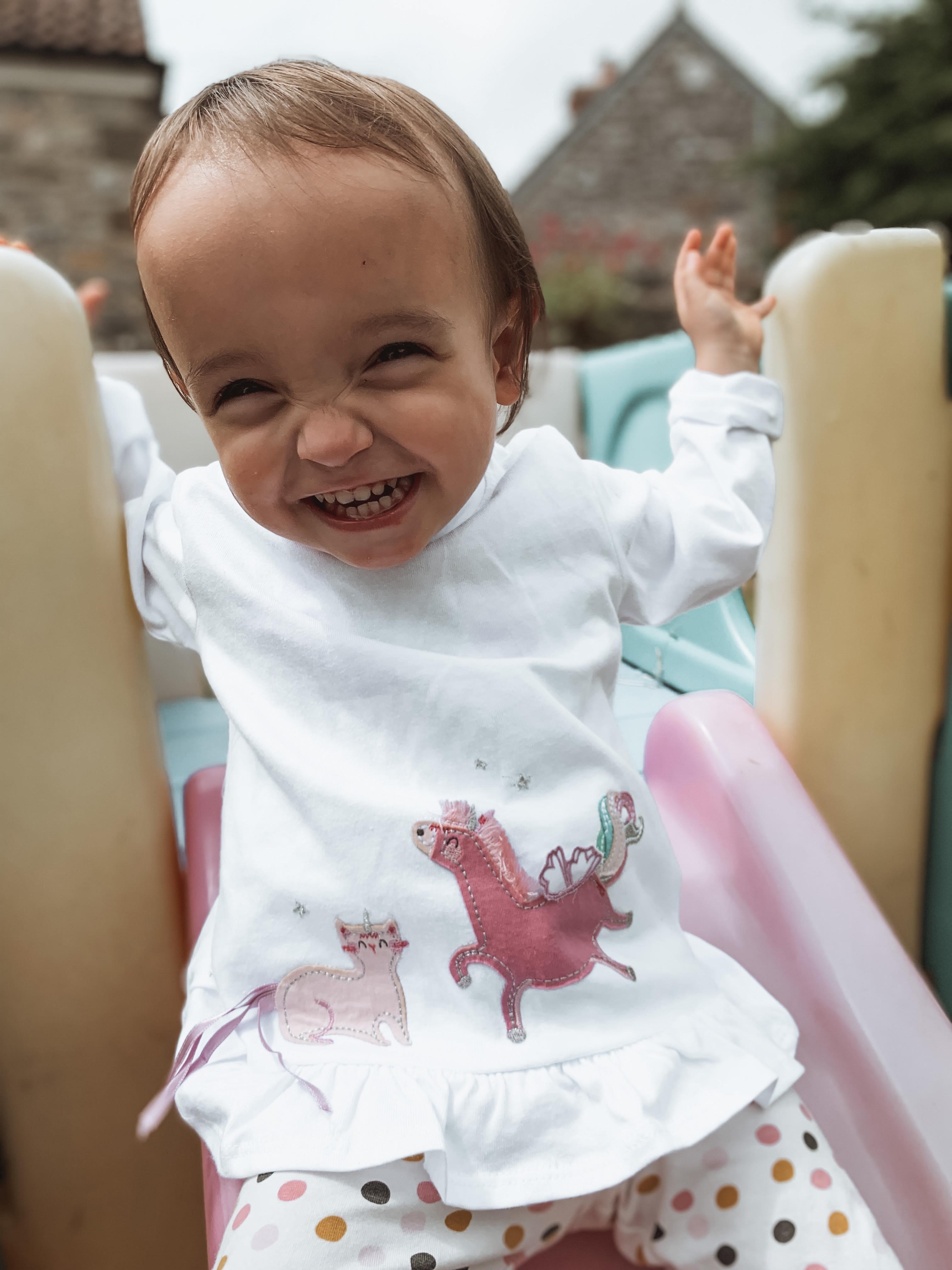 Dottie - that smile!