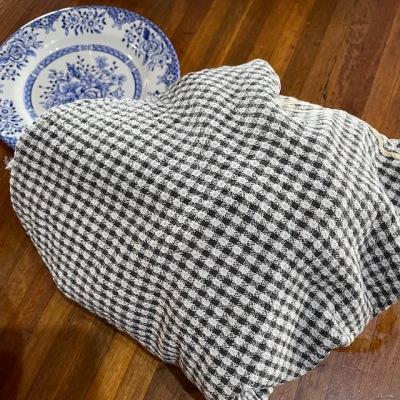 scones in a tea towel