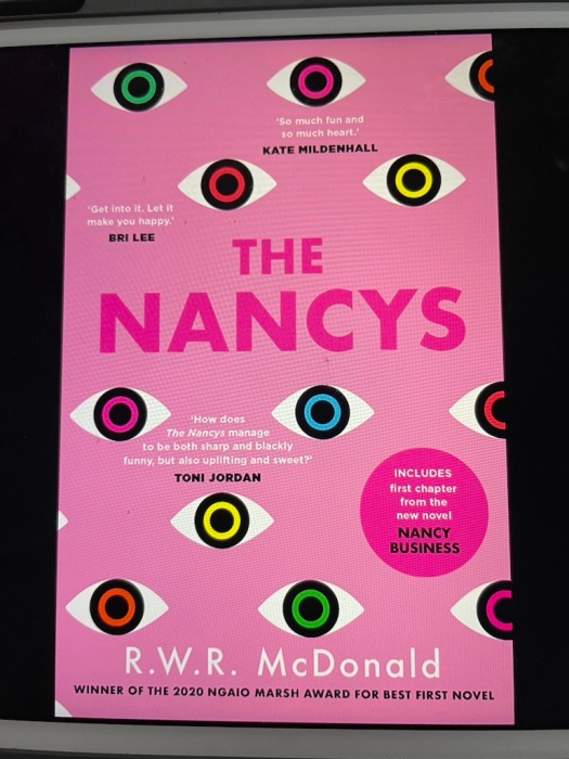 The Nancys - a quirky read