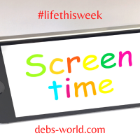 Why I turned off screen time notifications #lifethisweek